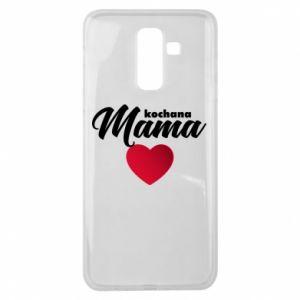 Samsung J8 2018 Case mother heart