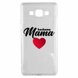 Samsung A5 2015 Case mother heart