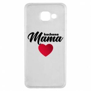 Samsung A3 2016 Case mother heart