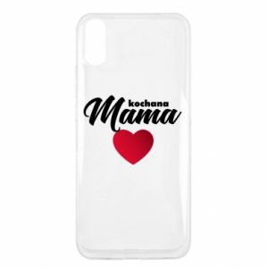 Xiaomi Redmi 9a Case mother heart