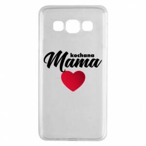 Samsung A3 2015 Case mother heart