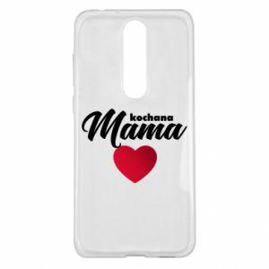 Nokia 5.1 Plus Case mother heart