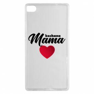 Huawei P8 Case mother heart