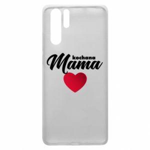 Huawei P30 Pro Case mother heart