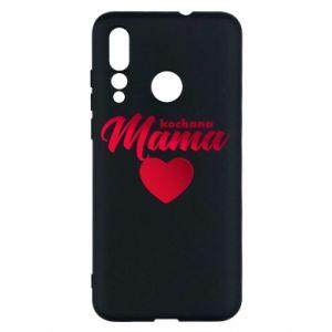 Huawei Nova 4 Case mother heart
