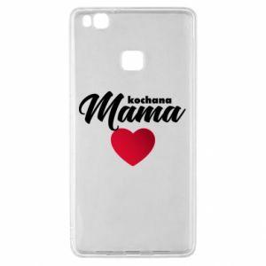Huawei P9 Lite Case mother heart