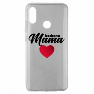Huawei Honor 10 Lite Case mother heart
