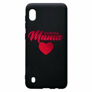 Samsung A10 Case mother heart