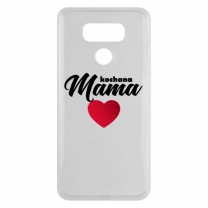 LG G6 Case mother heart