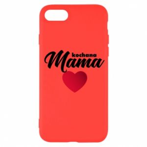 iPhone SE 2020 Case mother heart