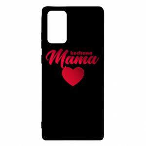 Etui na Samsung Note 20 Mama serce