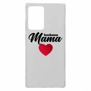 Etui na Samsung Note 20 Ultra Mama serce