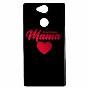 Etui na Sony Xperia XA2 Mama serce