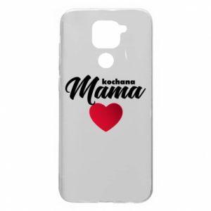 Xiaomi Redmi Note 9 / Redmi 10X case % print% mother heart