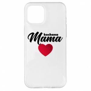 Etui na iPhone 12 Pro Max Mama serce