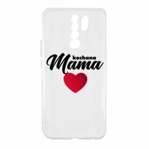 Xiaomi Redmi 9 Case mother heart
