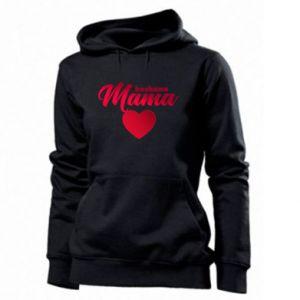 Women's hoodies mother heart