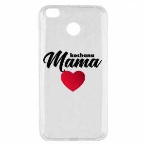 Xiaomi Redmi 4X Case mother heart