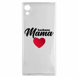 Sony Xperia XA1 Case mother heart