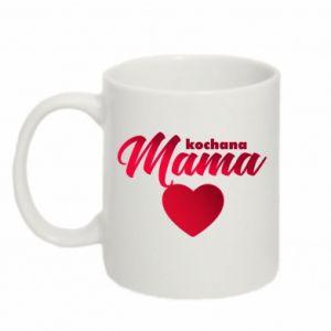 Kubek 330ml Mama serce