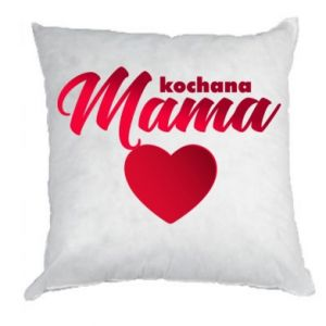 Pillow mother heart