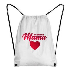 Backpack-bag mother heart