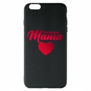 iPhone 6 Plus/6S Plus Case mother heart