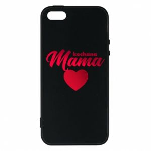 iPhone 5/5S/SE Case mother heart