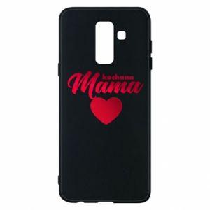 Samsung A6+ 2018 Case mother heart