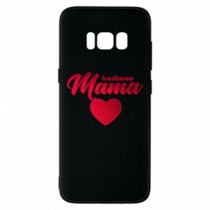 Samsung S8 Case mother heart