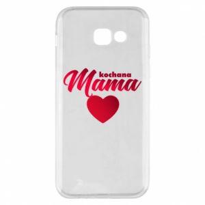 Samsung A5 2017 Case mother heart
