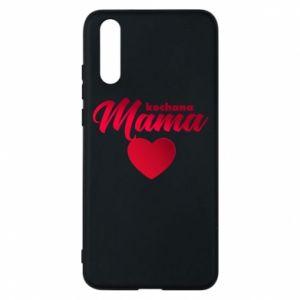 Huawei P20 Case mother heart