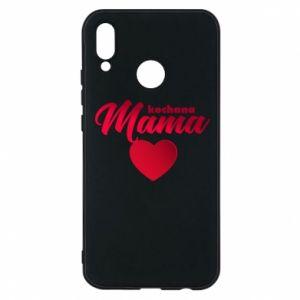 Huawei P20 Lite Case mother heart