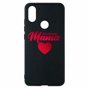 Xiaomi Mi A2 Case mother heart