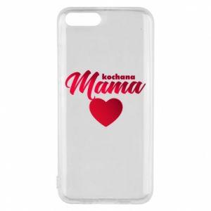 Xiaomi Mi6 Case mother heart