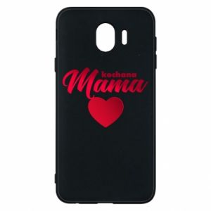 Samsung J4 Case mother heart