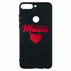 Huawei Y7 Prime 2018 Case mother heart