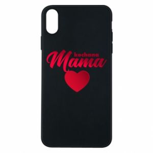 iPhone Xs Max Case mother heart