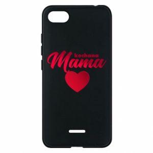 Xiaomi Redmi 6A Case mother heart