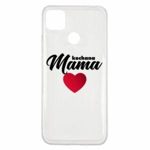 Xiaomi Redmi 9c Case mother heart