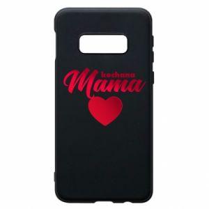 Samsung S10e Case mother heart