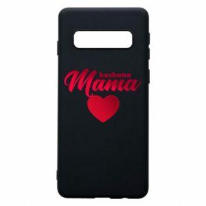 Samsung S10 Case mother heart