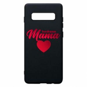 Samsung S10+ Case mother heart