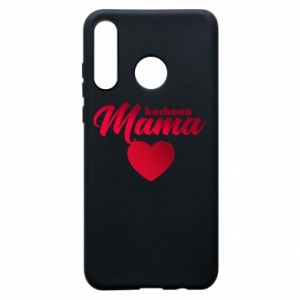 Huawei P30 Lite Case mother heart