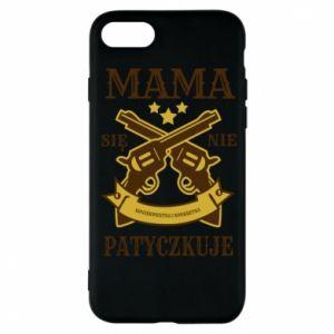 iPhone 8 Case Mama się nie patyczkuje