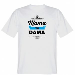 Koszulka Mama to dama