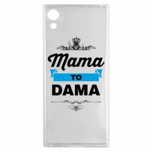 Sony Xperia XA1 Case Mother to the lady