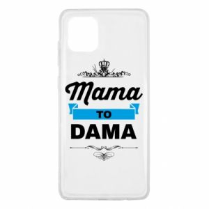 Samsung Note 10 Lite Case Mother to the lady
