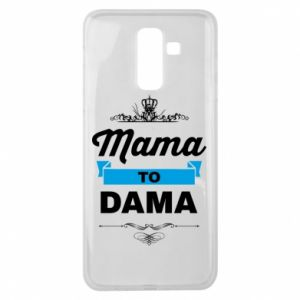 Samsung J8 2018 Case Mother to the lady
