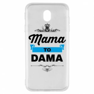 Samsung J7 2017 Case Mother to the lady